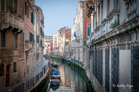 Venice Italy canals canal